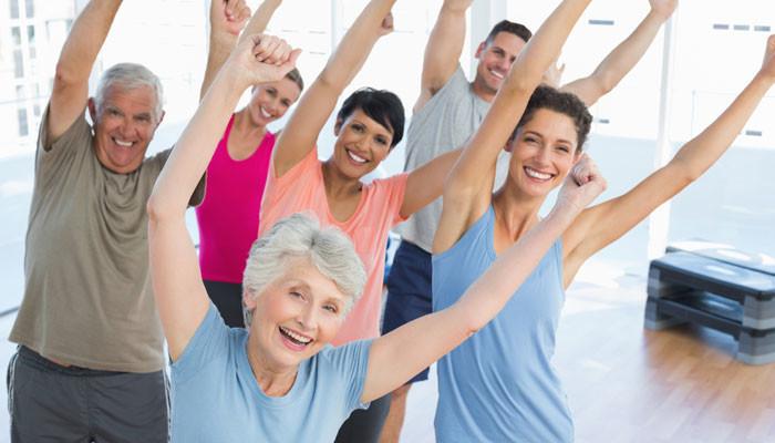 Fizička aktivnost i osobe trećeg doba