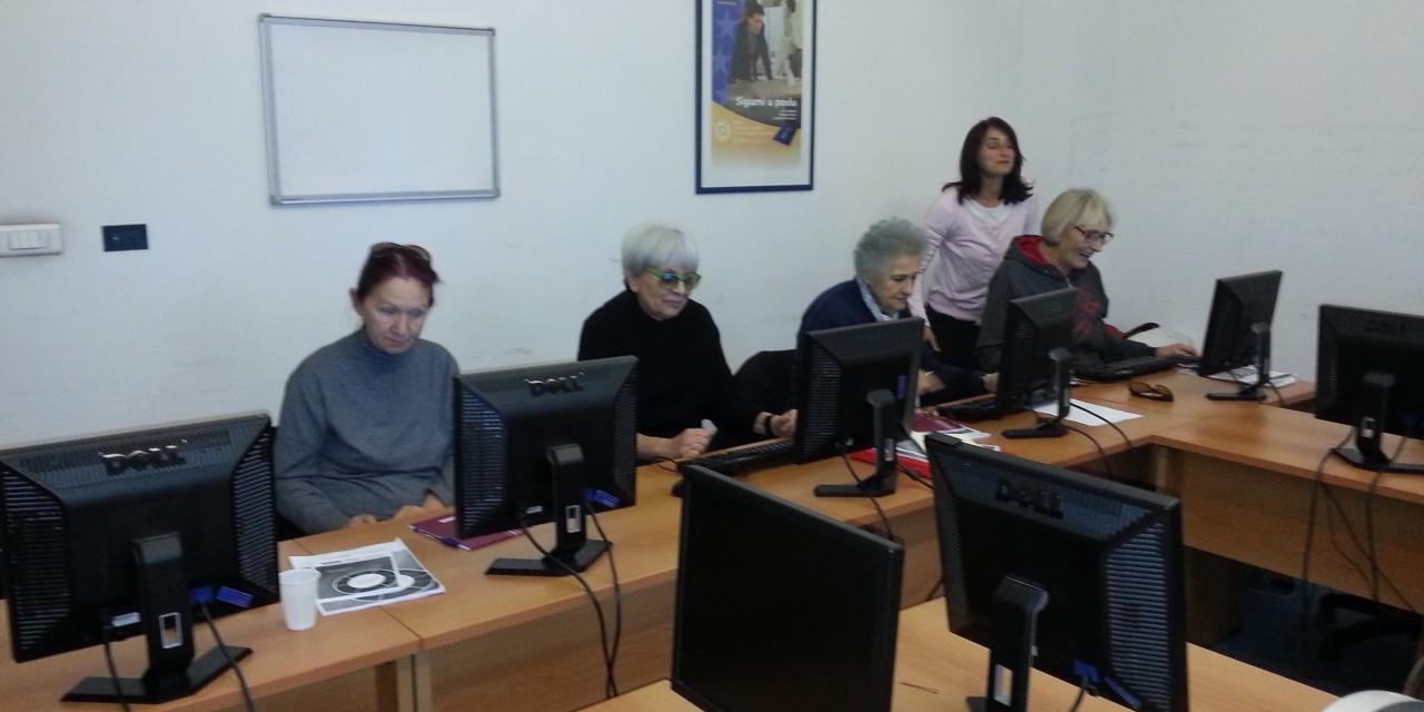 Nije kasno za računar: Da stariji ne budu samo pasivni posmatrači života, već korisni sudionici