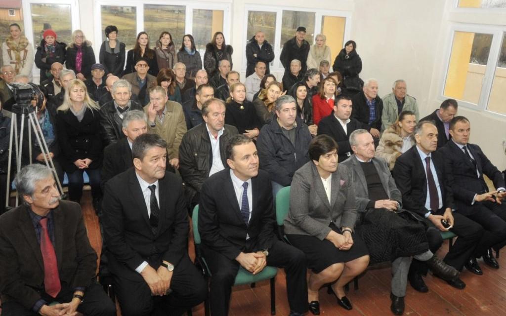 Svečano otvoren Dnevni boravak za stare u Nikšiću