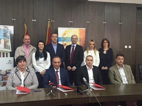 Ugovor o gradnji Doma za stare u Pljevljima