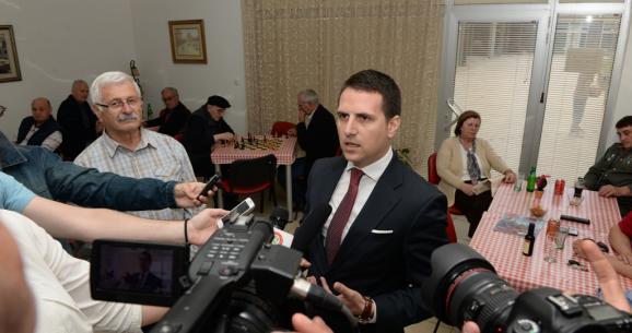 Otvorena dva dnevna centra za penzionere u Podgorici