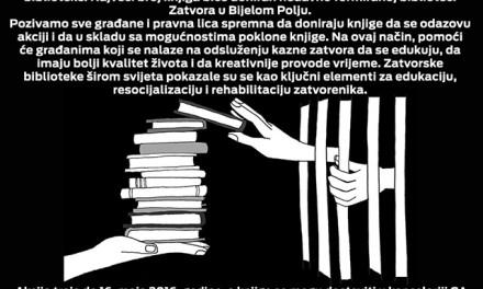 Humanitarna akcija prikupljanja knjiga