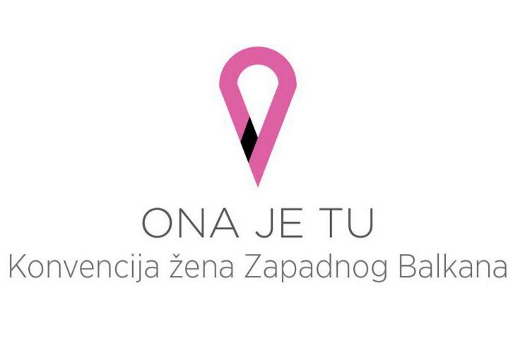 """Konvencija žena Zapadnog Balkana """"Ona je tu"""""""