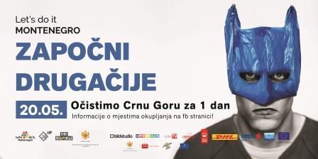 """Akcija """"Let's do it Montenegro"""""""