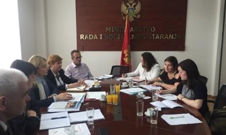 Saradnja Ministarstva rada i socijalnog staranja sa kolegama iz Austrije