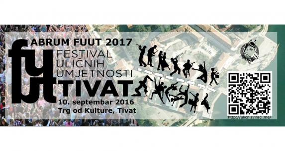 Koncerti i akrobacije na Festivalu uličnih umjetnika u Tivtu