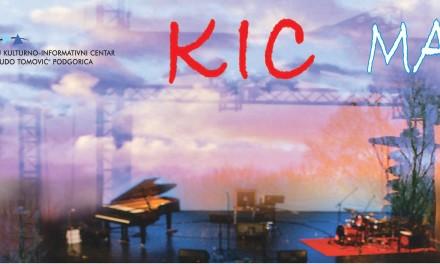 KIC – repertoar za mart