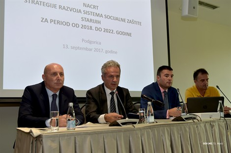 Predlog nove Strategije razvoja zaštite starijih
