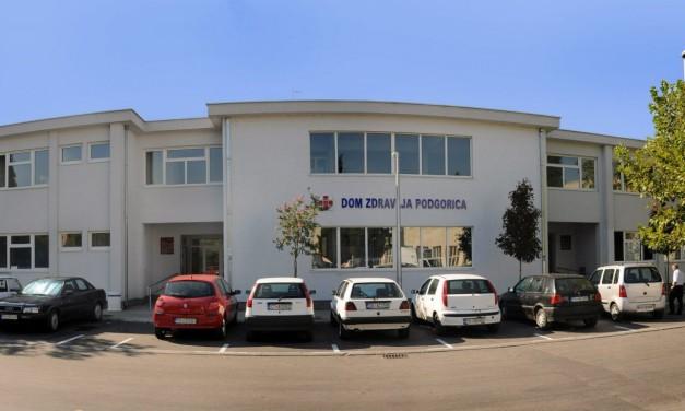 Radno vrijeme domova zdravlja u Podgorici tokom praznika