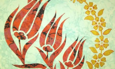 Uspješno završen kurs tradicionalne turske Ebru umjetnosti