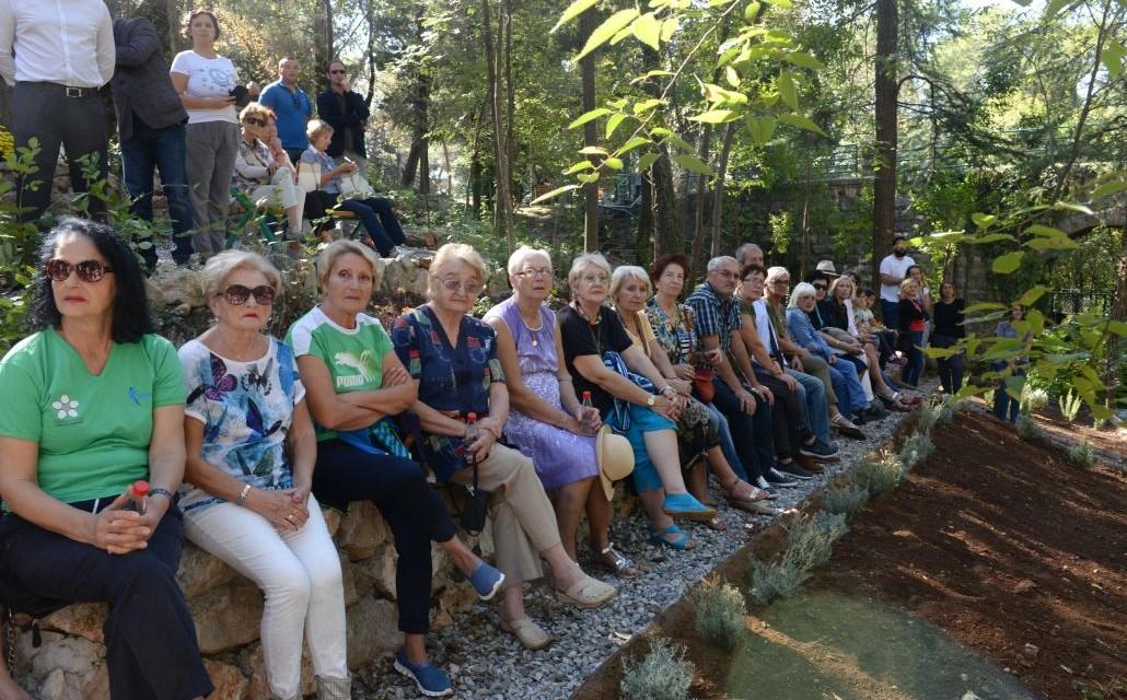 Mediteranski vrt dom 700 sadnica