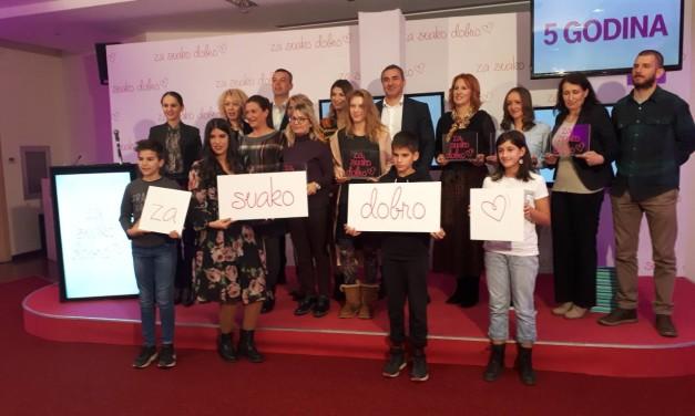 Za svako dobro – Crnogorski Telekom
