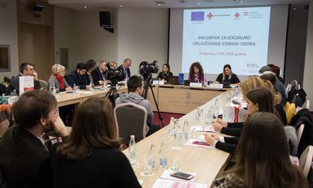 Završna konferencija Inicijative za socijalno uključivanje starijih